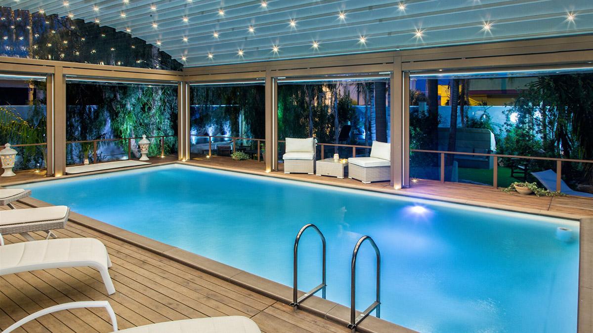Vendita e installazione piscine interne e indoor - Piscine interne in casa ...