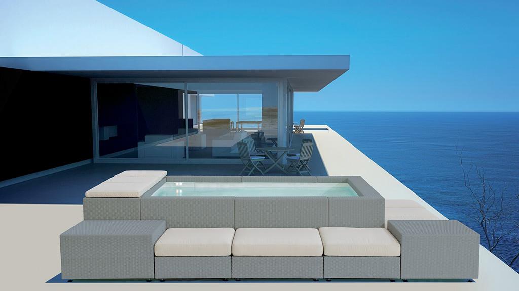 Vendita e installazione piscine fuori terra - Piscine laghetto playa ...
